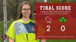 Cardinals Defeat The Fighting Irish 2-0