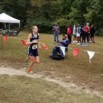 Lady Tigers XC finishes 3rd in Region Championship Meet – Croft Wins with Personal Best