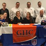 Todd signs with Georgia Highlands
