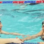 Tiger Sharks win county swim meet