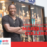 Collins named state winner of Wendy's High School Heisman award
