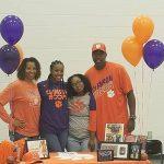 Robinson signs NLI with Clemson University