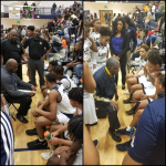 DC Hoops Prepare for 1st Rd. of State Tourney