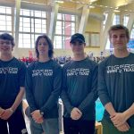 Tiger Sharks Break County Record at State Swim Meet