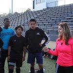 Coach's Spotlight: Heather Philips, Boys Soccer