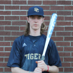Trevor Smith pitches no hitter for Tiger's JV Baseball
