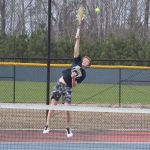 DC Tennis shuts out Mays