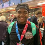 Moses finishes 5th in National Competition