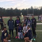 Girls Junior Varsity Track wins Chapel Hill JV Invite