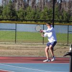 DC Tennis Teams to Compete in Region Tournament Today