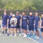 1st Round State Playoff Dates Set for Tiger Tennis