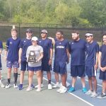 Tigers Boy's Tennis Wins Region Championship