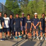 Tiger's Tennis Advances to Sweet 16