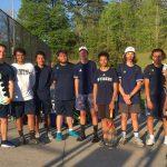 Tiger's Tennis Advances to Sweet 16