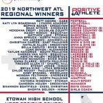 Croft Named To Regional Positive Athlete List