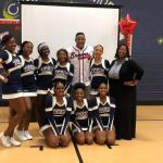 Tiger Student-Athletes Promote Reading Challenge with Brian Jordan
