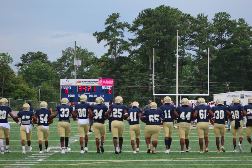 DC Football–Game Day Rituals