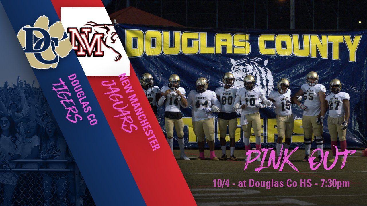 Friday Night Pink Out