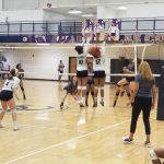 Varsity Volleyball beats South Cobb 3 – 1