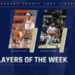 Lady Tigers Alums Earn Player of the Week Honors