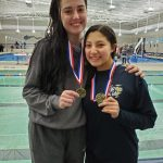 Tiger Sharks Place 2nd & 3rd at County Meet