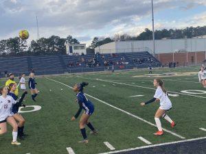 DC Girls Soccer vs. South Paulding (2/28/20)