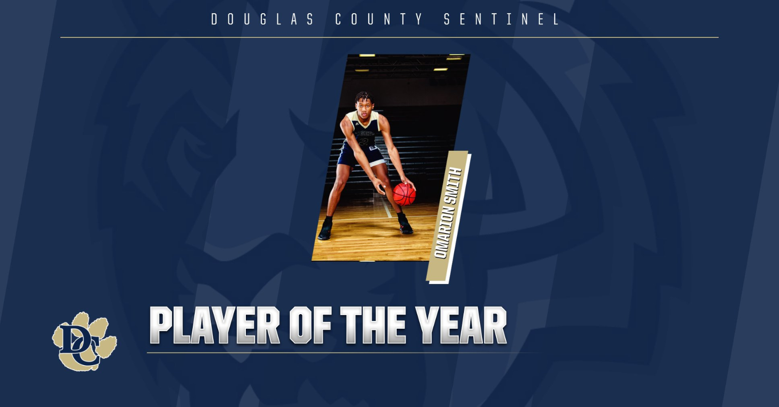 Smith Named Douglas County POY