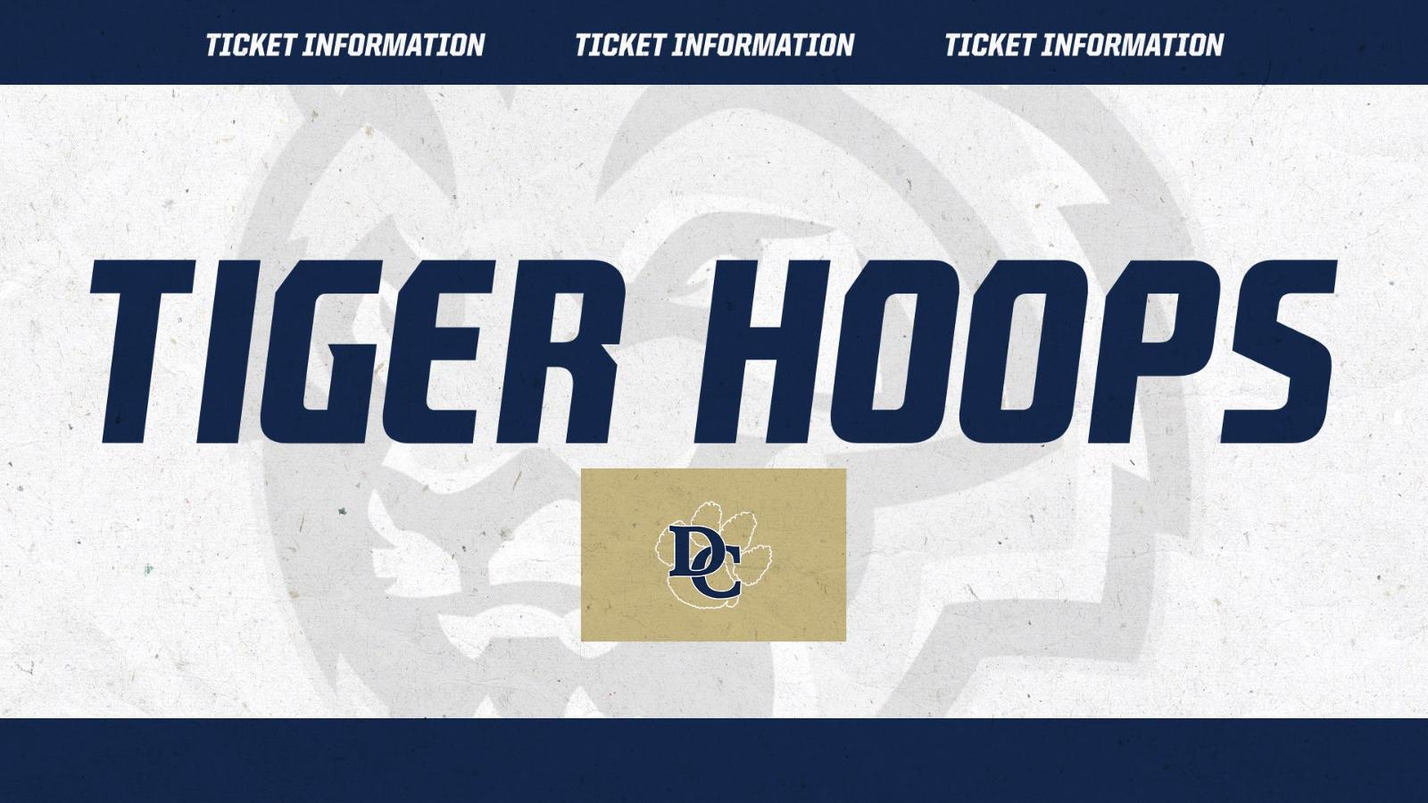 Tiger Hoops Attendance Update