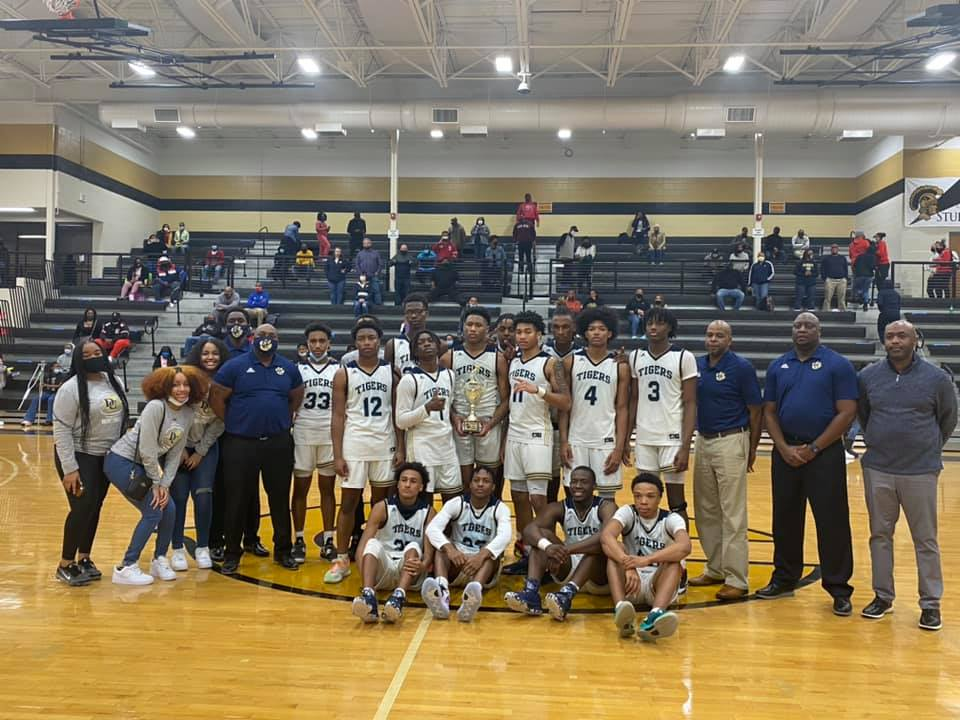 Tigers Capture Region Championship