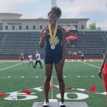 DC Track & Fielders Shine at Region Championships