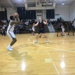 Boys Varsity Basketball falls to Bishop Hartley in Overtime