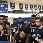 Boys Varsity Basketball falls to Bishop Ready 63 – 54