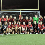 Girls Soccer wins CVC Valley Division Championship!