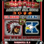 Redskins Football reaches Regional Finals!