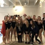 Varsity Swimming  Tri Meet – Padua, Parma, CHS