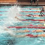 Coed Varsity Swimming falls to Independence 88 – 79