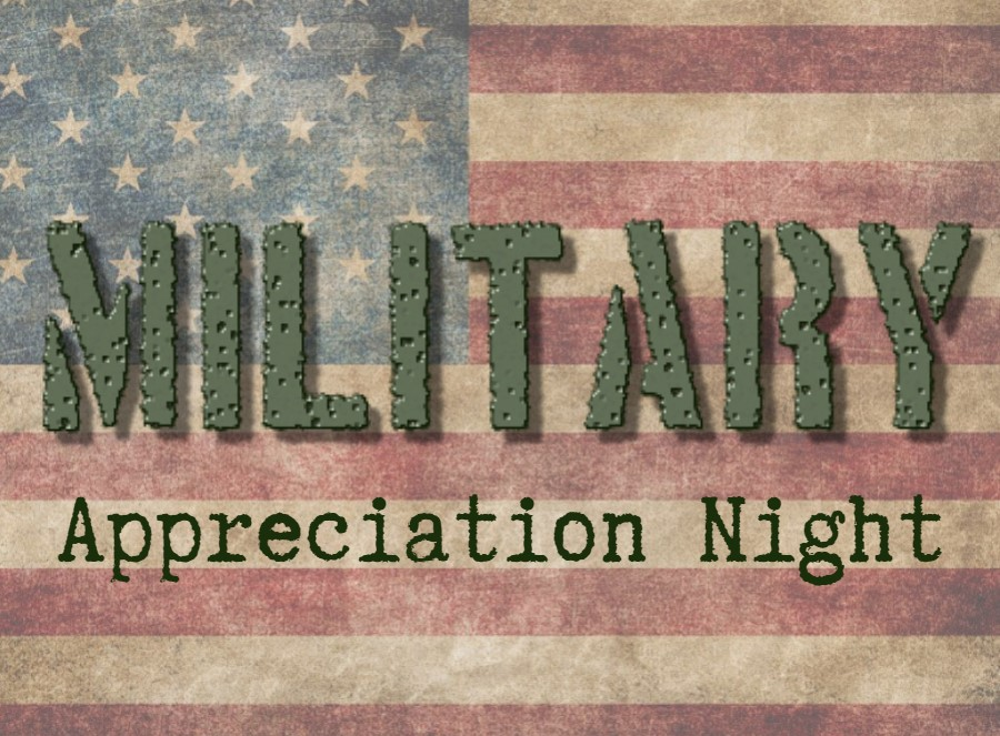 Friday Night Boys Basketball is Military Appreciation Night