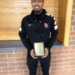 Congrats Nassiem Salem – CVC Valley Division MVP!