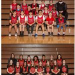 7th Grade Track Team Picture