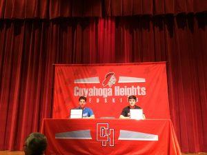 College Signing Day #2 – Brayden & Tristan