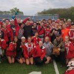 Boys Track Wins CVC Valley Division!!