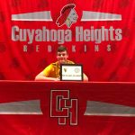 Richie Allison College Signing Day