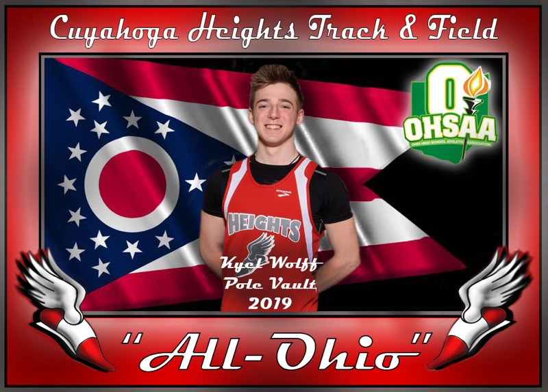 Congratulations Kyel Wolff – 4th place at States!