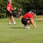Girls Varsity Golf falls to Independence 172 – 214