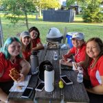 Girls Varsity Golf beats Cleveland Heights 209 – 237