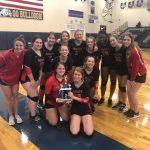 JV Volleyball Wins Garfield Hts Tournament
