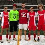 Thank you Senior Boys Soccer Players!