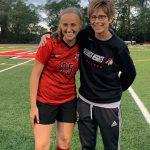Thank you Girls Soccer Senior, Abbie Szendrey!