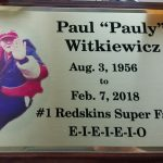 Late Super Fan, Paul Witkiewicz, to be Recognized Friday Night