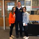 Girls Varsity Soccer donates to Alison Rose Foundation